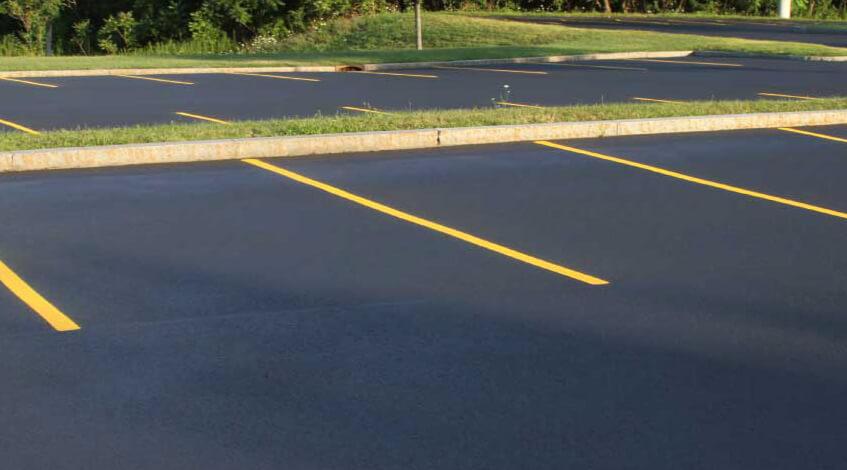 Parking Lot Paving Smithfield VA